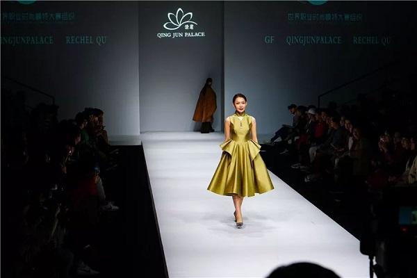 瑞尚创美化妆学校助阵中国美妆周
