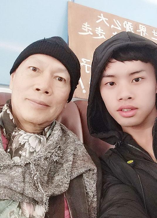 瑞尚创美化妆学校学员-蒙继伟