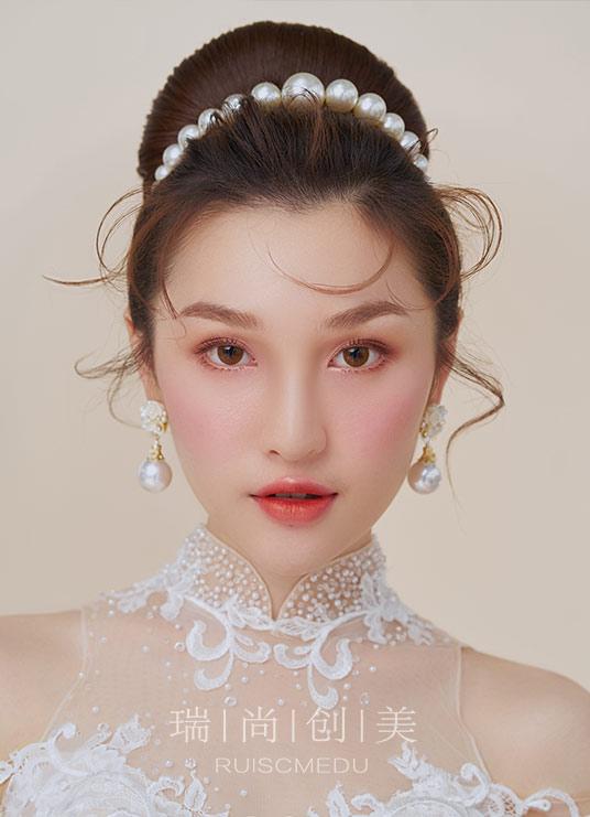 瑞尚创美化妆学校-形象设计作品