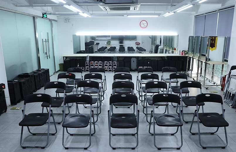 瑞尚创美化妆学校教室