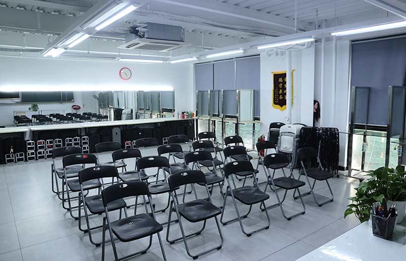 瑞尚创美化妆培训教室