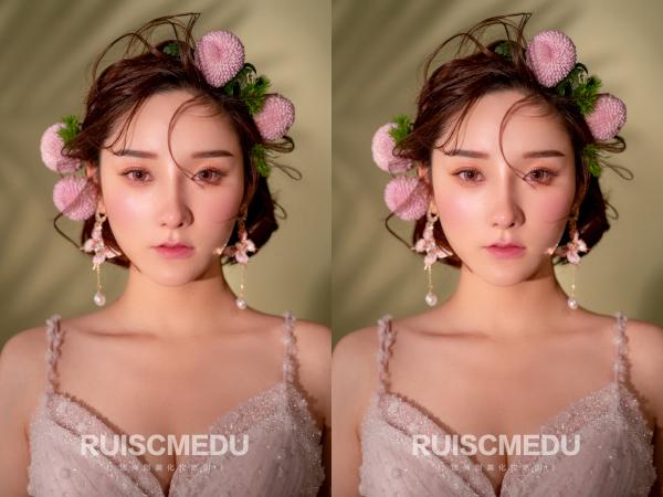学化妆快速进步的方法